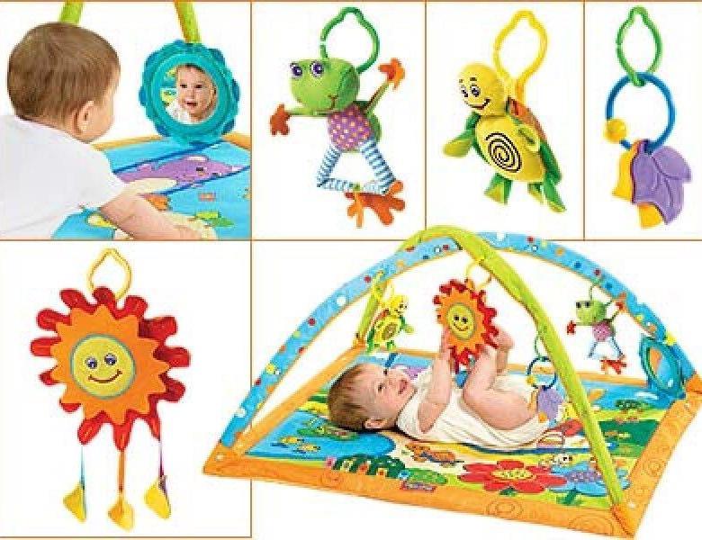 игрушки для коврика