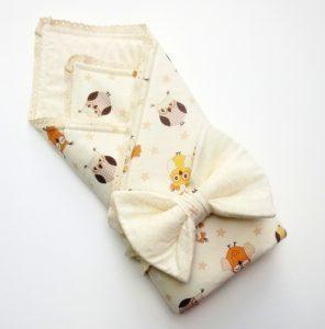одеялко с совами