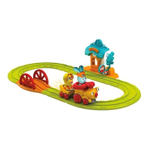 развивающая железная дорога